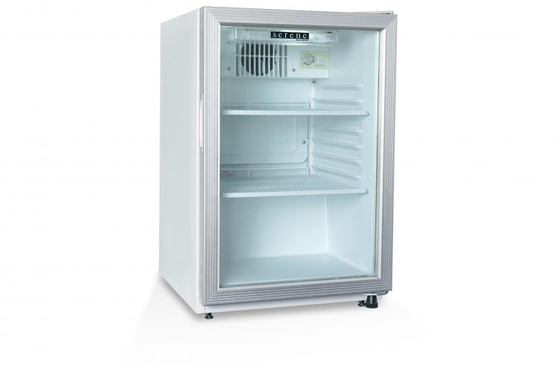 HB80 display fridge