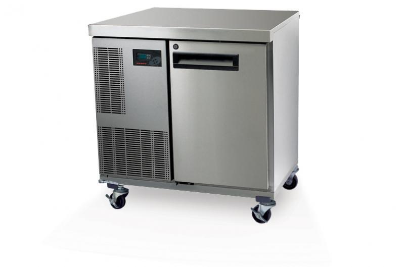 PG100 underbench fridge