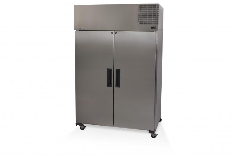 Skope PG1300VF - 2 Solid Door Upright GN Freezer
