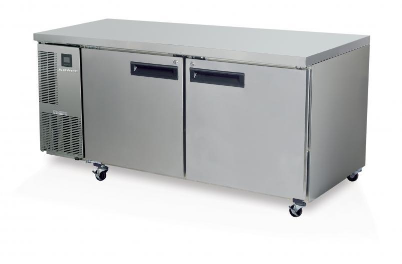 PG500 underbench fridge