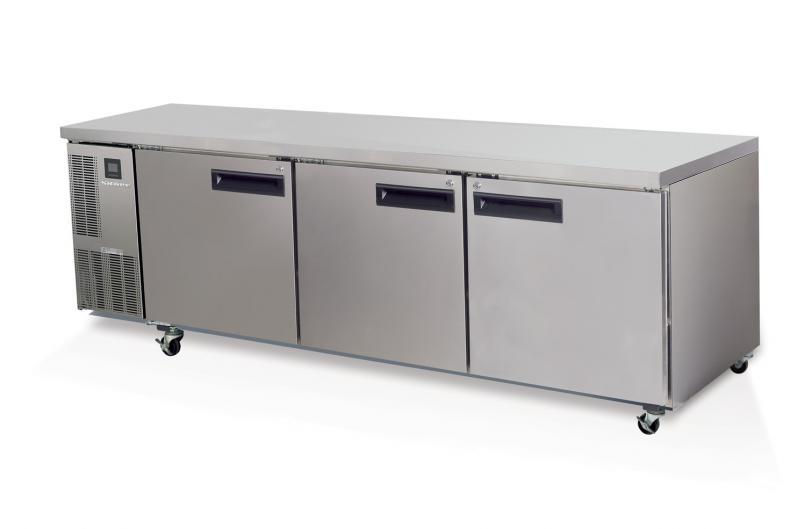 PG800 underbench fridge