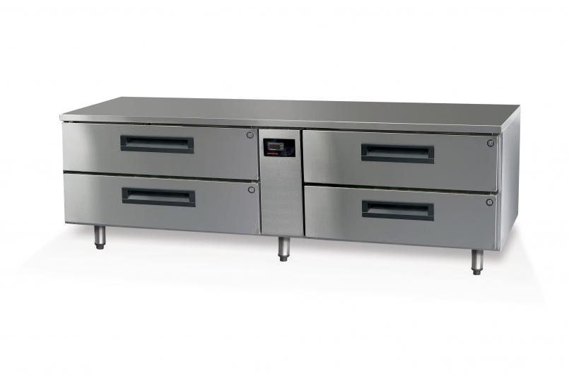 PGLL300 underbench fridge