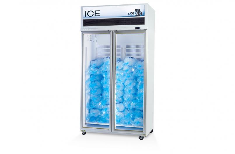 VF1000X freezer ice