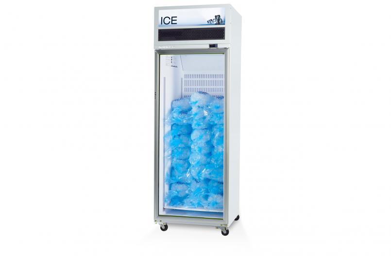 VF650X freezer ice