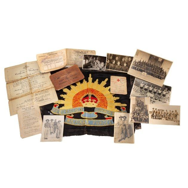 Collection relating to William and Jack Illingworth