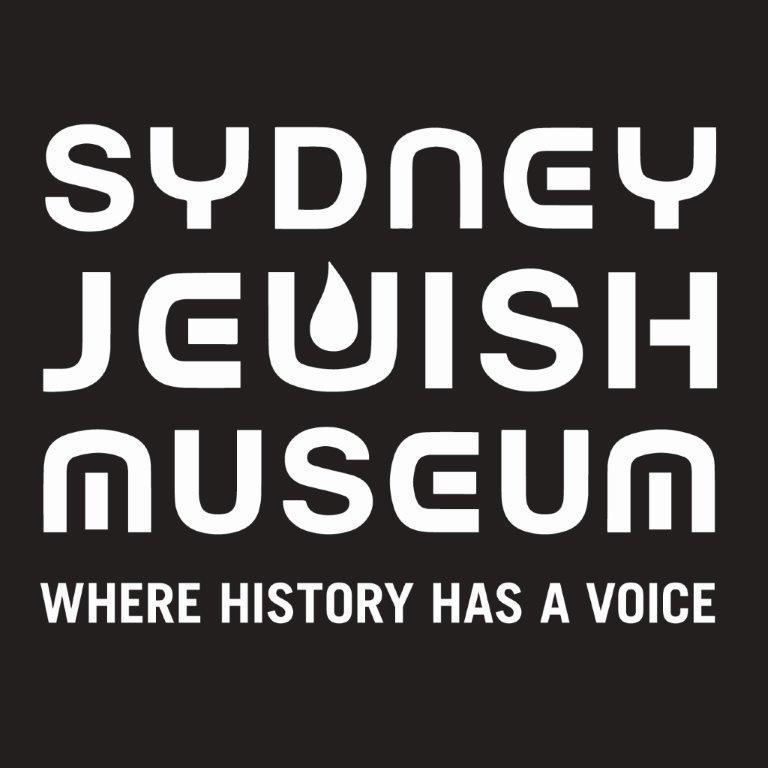 Sydney Jewish Museum's corporate logo