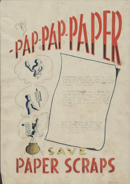 Pap-Pap-Paper