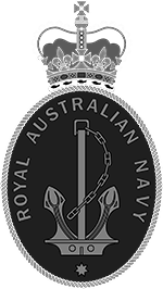 Royal Australian Navy service badge