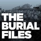 The Burial Files podcast cover
