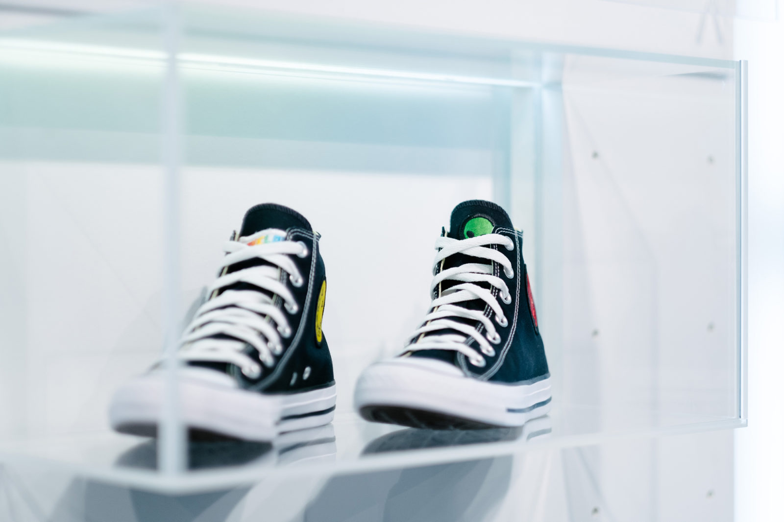 Space between converse customisation 2019 17