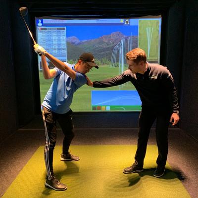 Golf Coaching at Big Swing Golf Melbourne