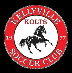 KELLYVILLE KOLTS SOCCER CLUB