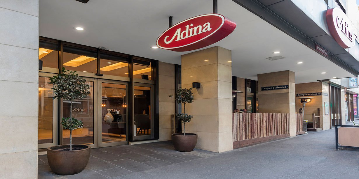 Adina Apartment Hotel Melbourne - Queen Street | Official ...