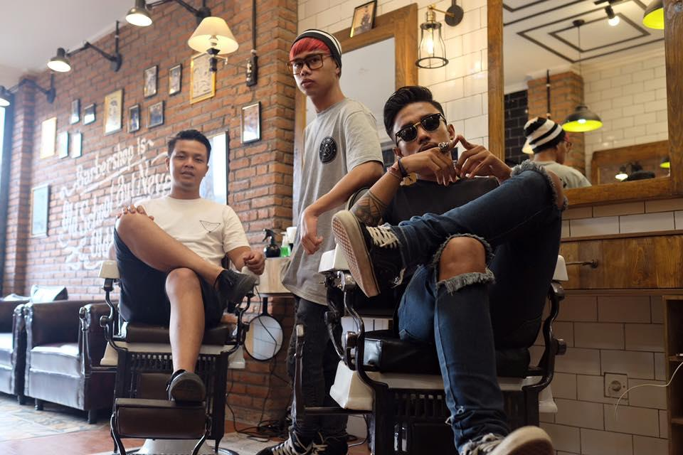 The Roots Barber Berawa