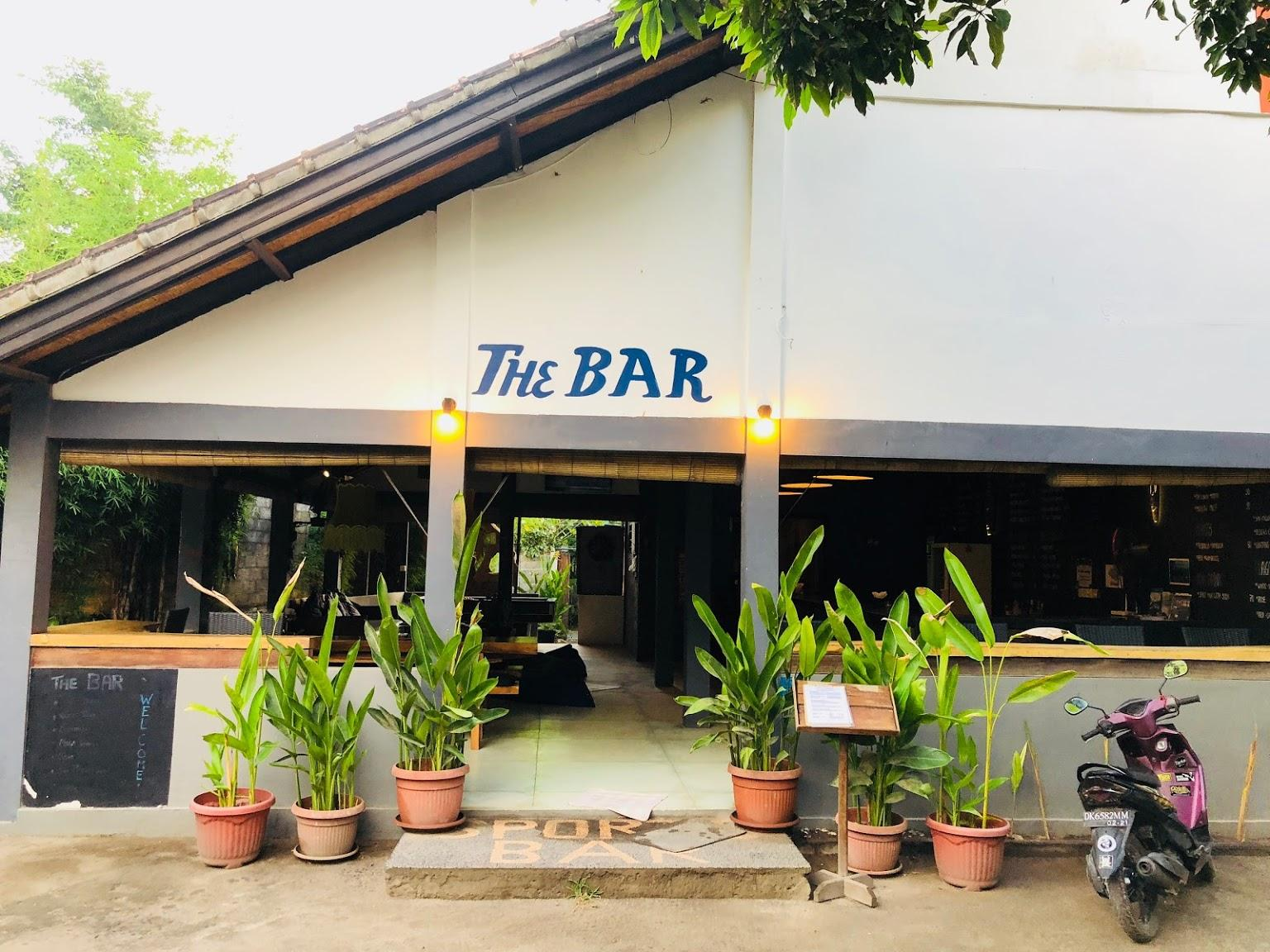 The Bar Lembongan