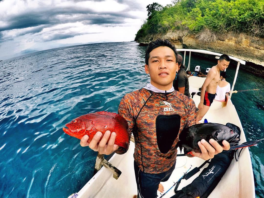 Kent Spearfishing Bali