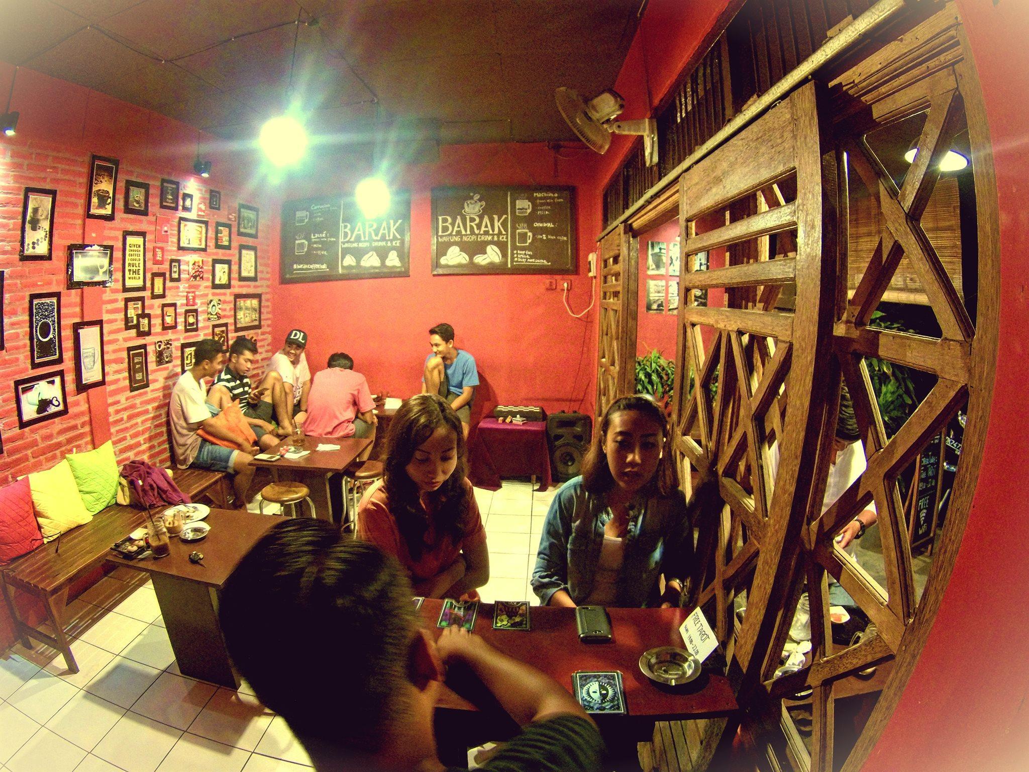 Barak Coffee Bali