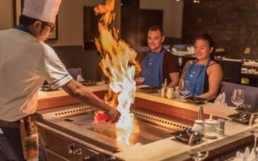 Enjoy a Unique Culinary Experience at Shima Teppanyaki & Shabu Shabu in Seminyak