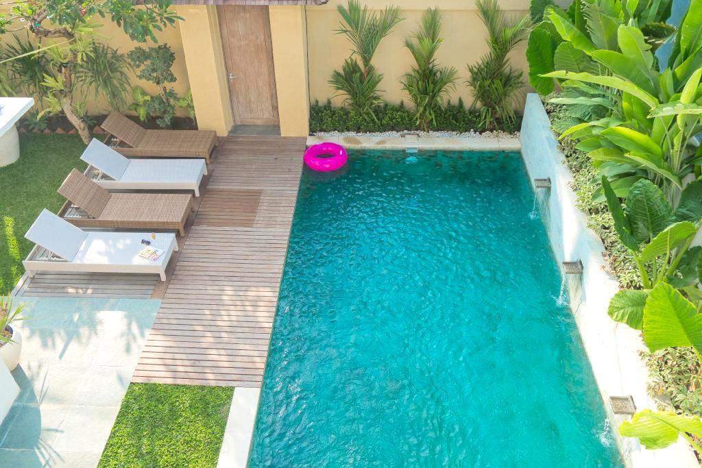 3 Bedrooms Pool Villa in Seminyak - New