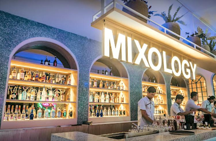Mixology Terrace - Tropical Soju Bar
