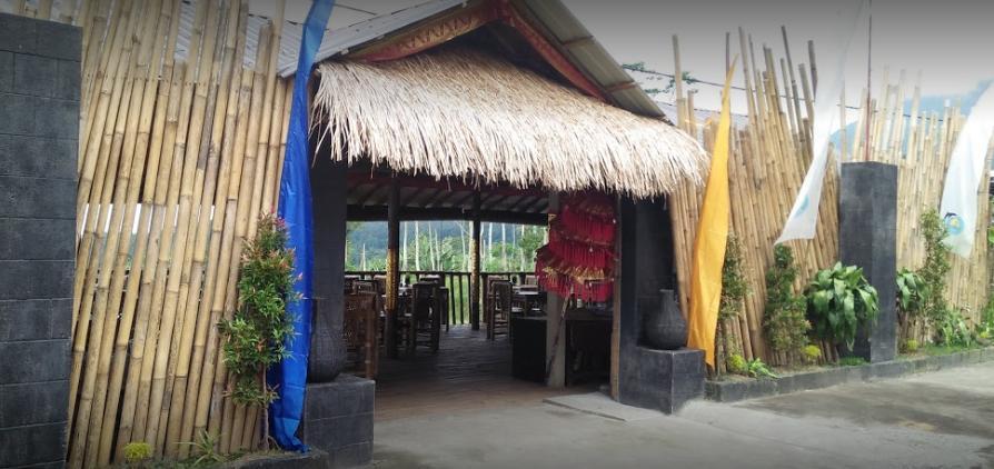 Warung Bali Fountain