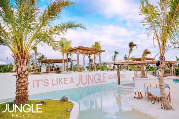 Jungle Bali Pool Club The Bali Bible