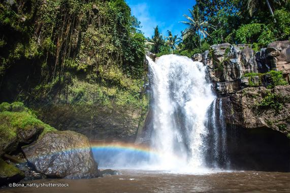 Eastern Bali Waterfall Tour