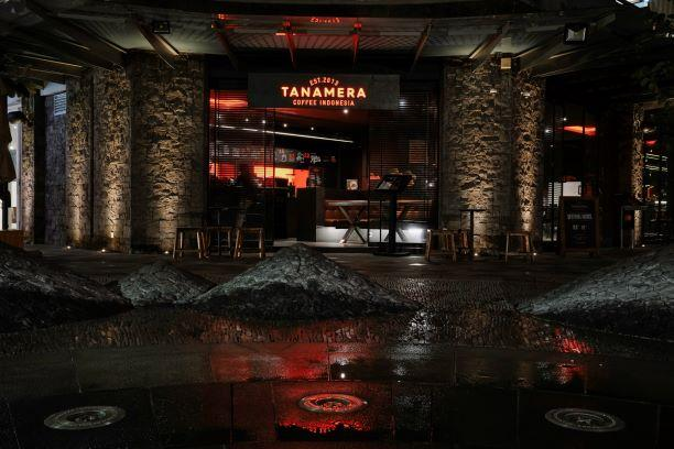 Tanamera Coffee and Roastery Jimbaran