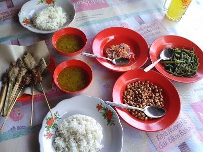 Merta Sari Restaurant Pesinggahan