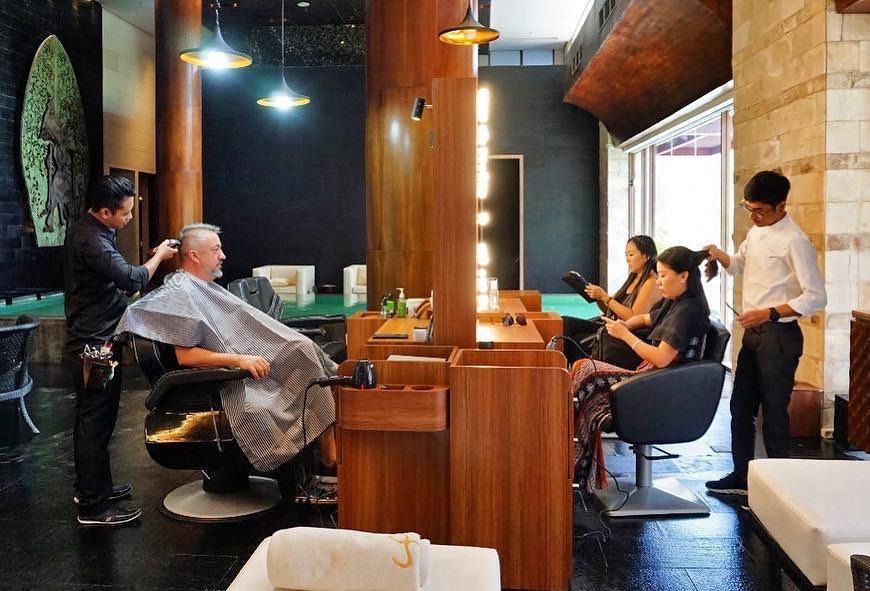 Spa at The Shampoo Lounge - Sofitel Resort