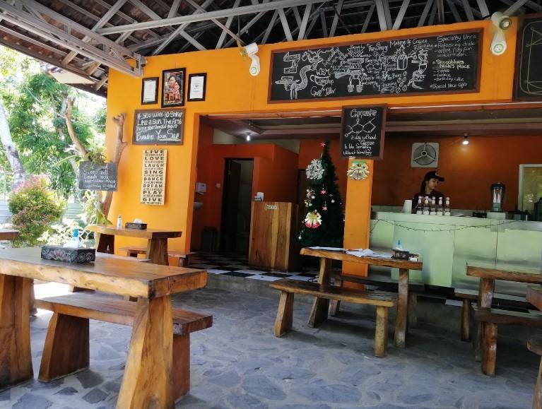Nick's Place Nusa Lembongan