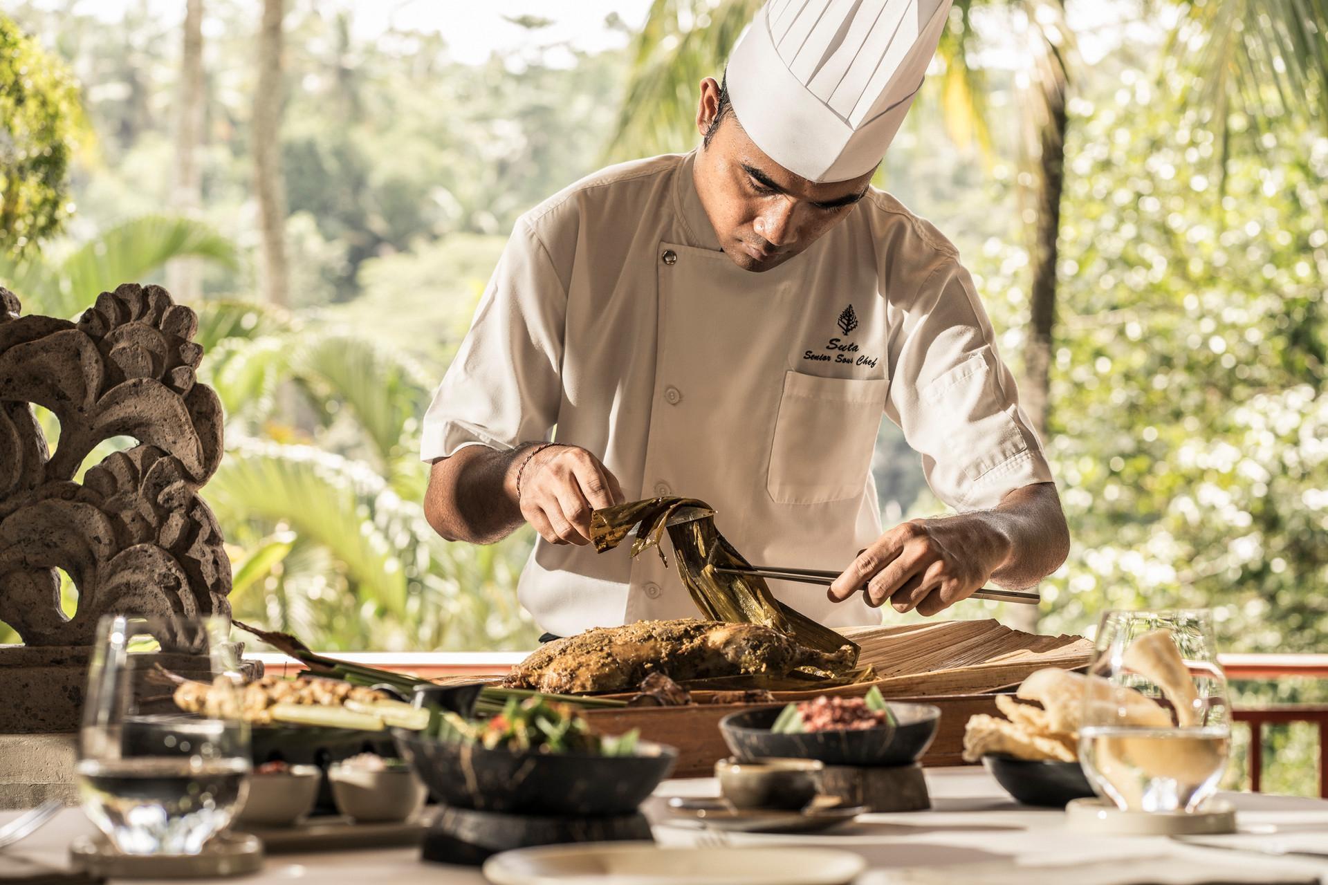 Chef's Table at Sokasi