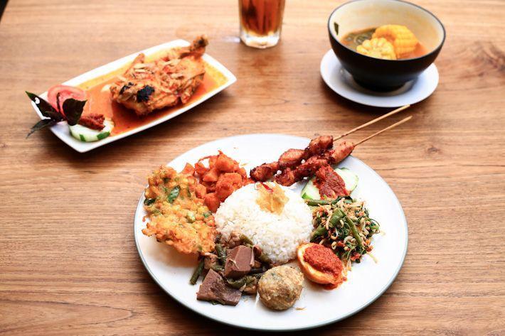 Warung Pulau Kelapa Indonesian Cuisine