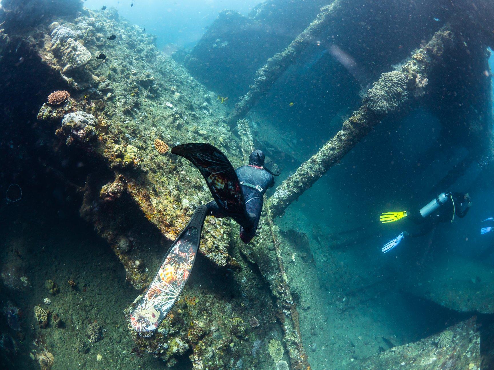 Fathom Freediving Bali
