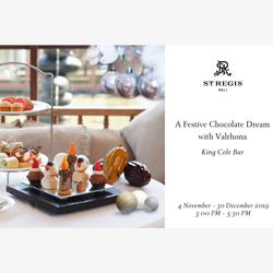 A Festive Chocolate Dream with Valrhona