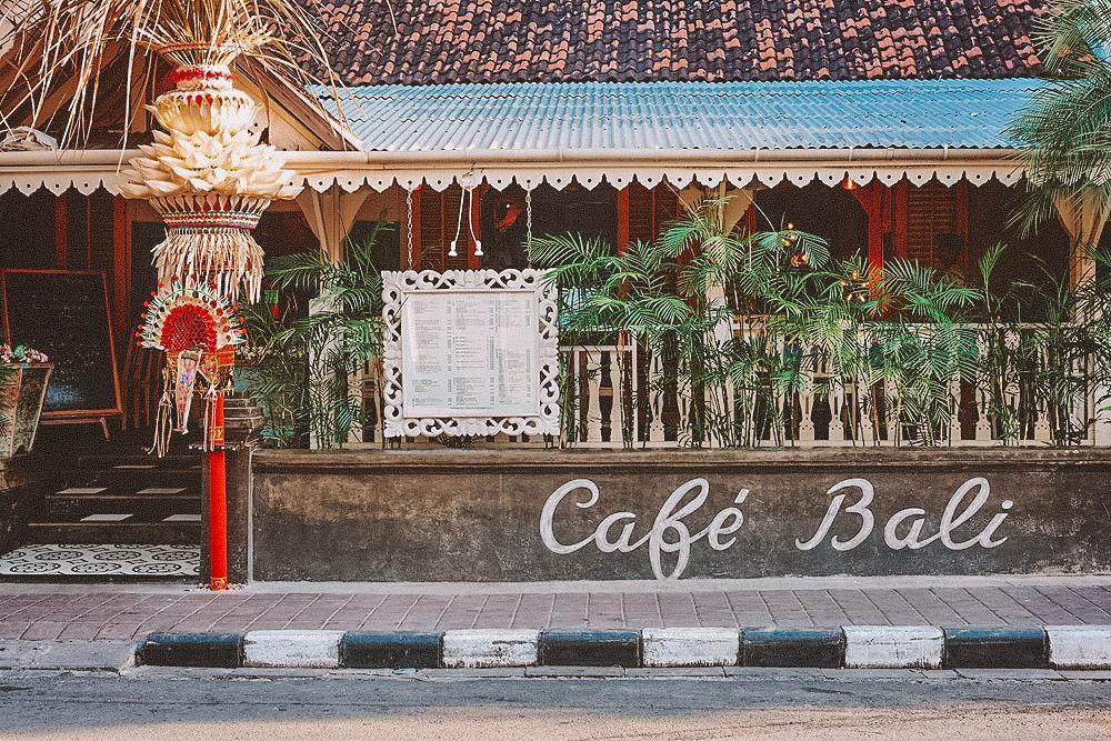 Cafe Bali Seminyak