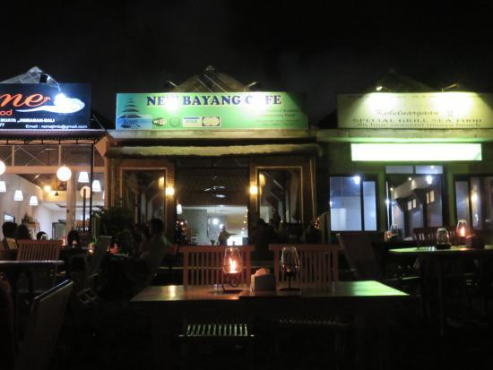 New Bayang Cafe