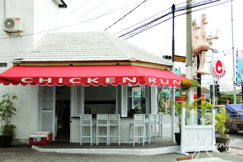Chicken Run Sunset Road