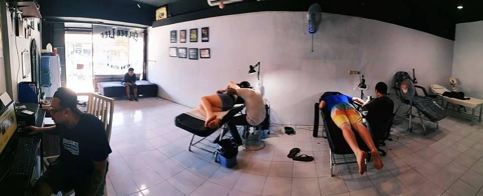 Golden Lion Tattoo Studio