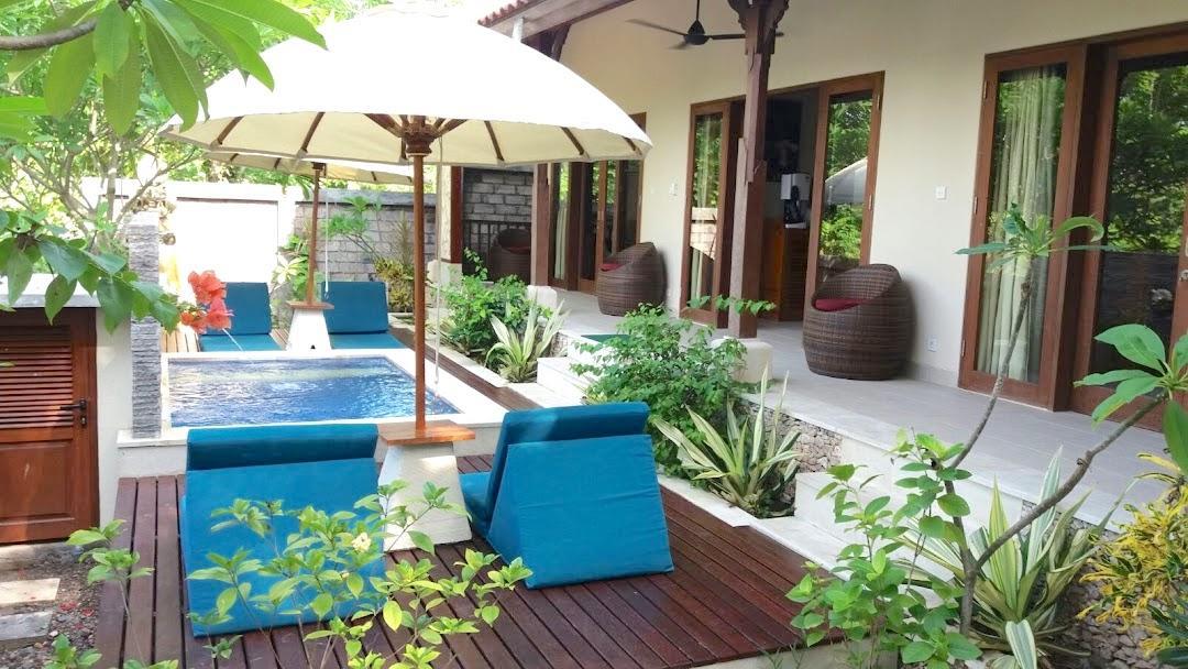Kubu Sari Villa Lembongan