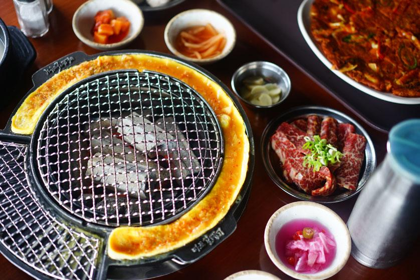 Magal Korean BBQ Bali