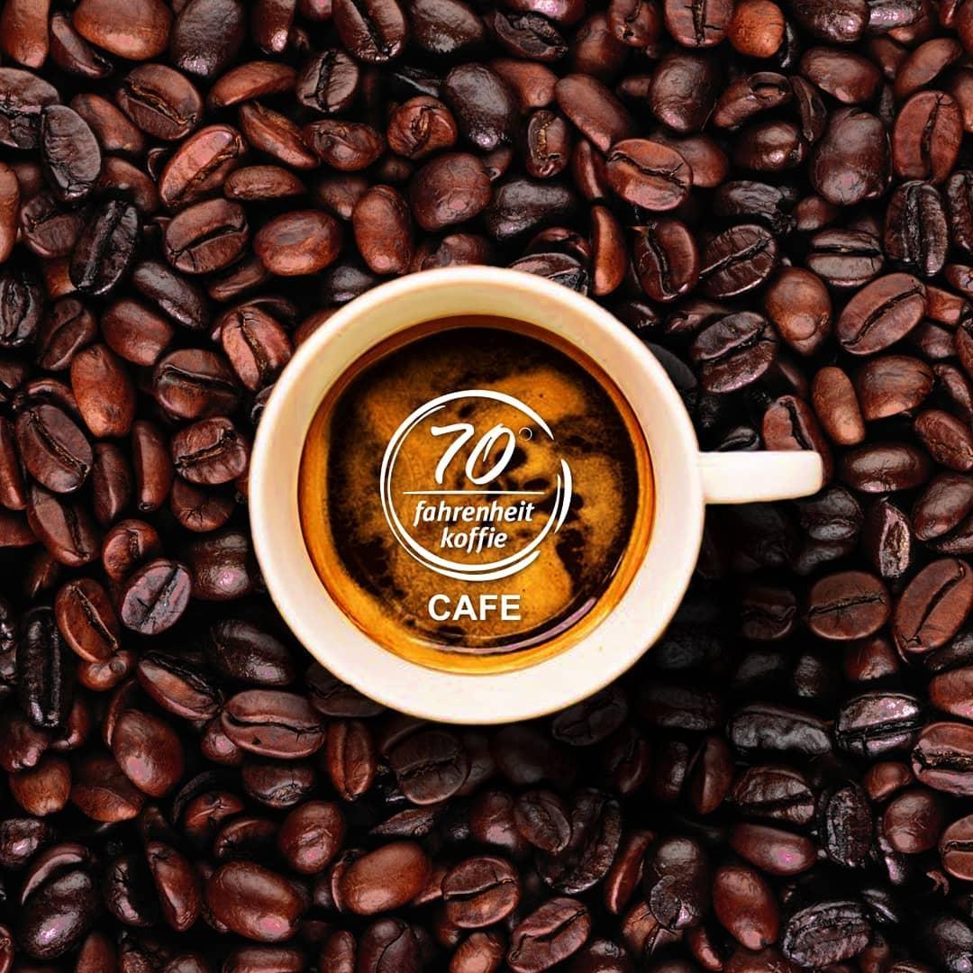 Cafe 70 Fahrenheit Koffie Jimbaran