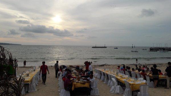 New Furama Cafe Jimbaran Bali