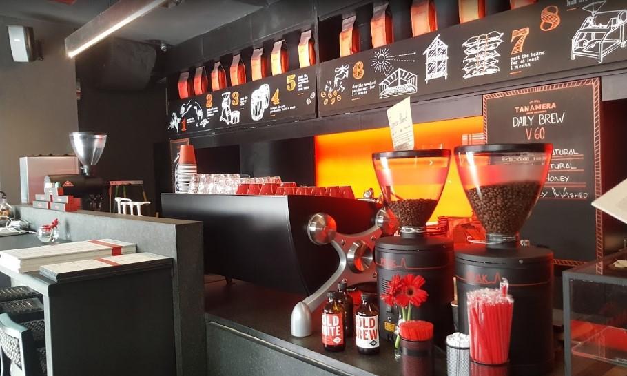 Tanamera Coffee Bali