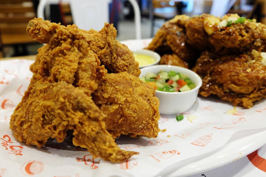 Chir Chir Fusion Chicken Factory - Samasta Jimbaran