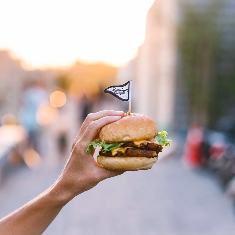 Shmurger Burger