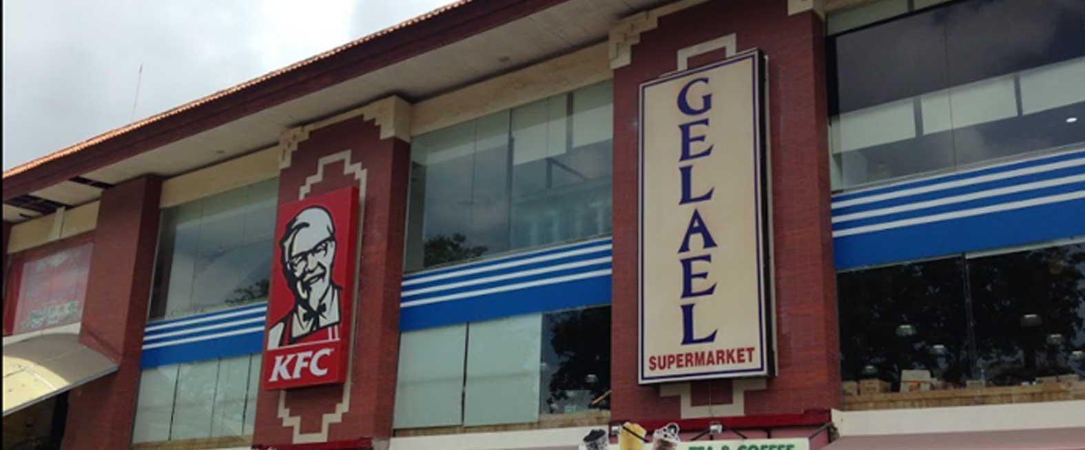 D'Gelael Supermarket - Bali