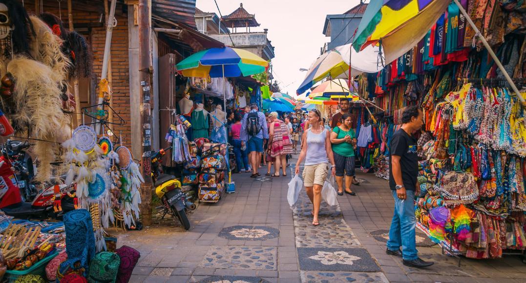 4-Night Bali Tour: Fashion, Shopping and Art
