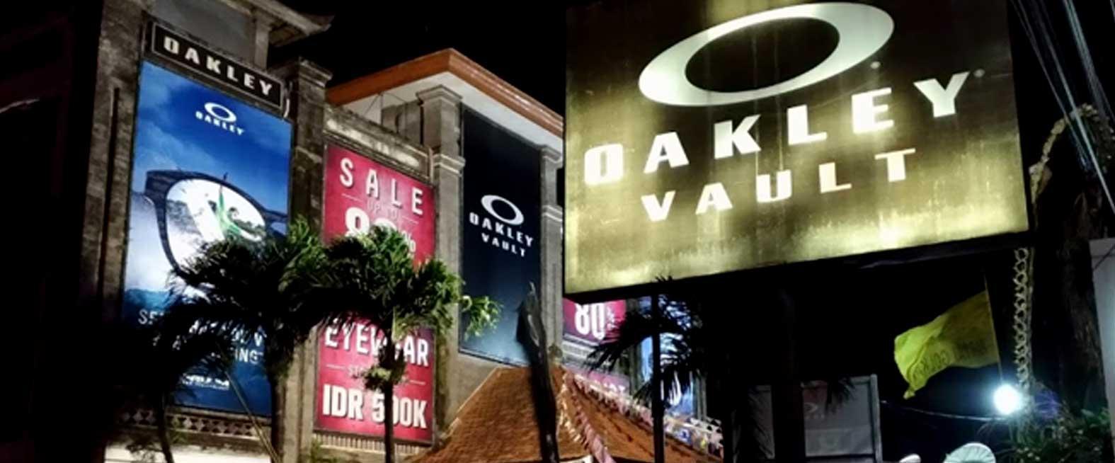 Oakley Vault Nusa Dua