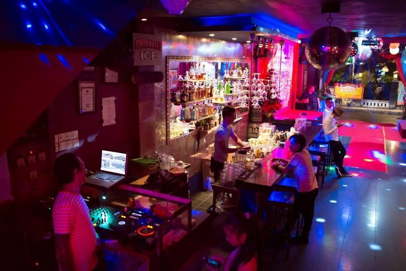 Bali Joe Bar